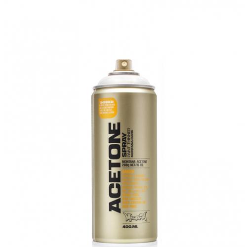 Montana Acetone (Cap Cleaner) Spray 400ml