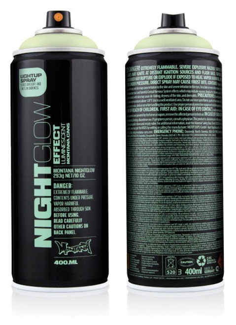 Montana Nightglow Spray Paint 400ml