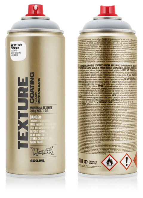 Montana Texture Coating Spray 400ml