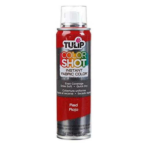 Tulip Colour Shot Fabric Spray