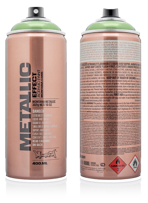 Montana Metallic Effect 400ml