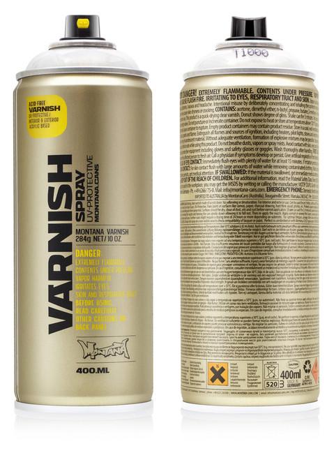 Montana Varnish Spray 400ml