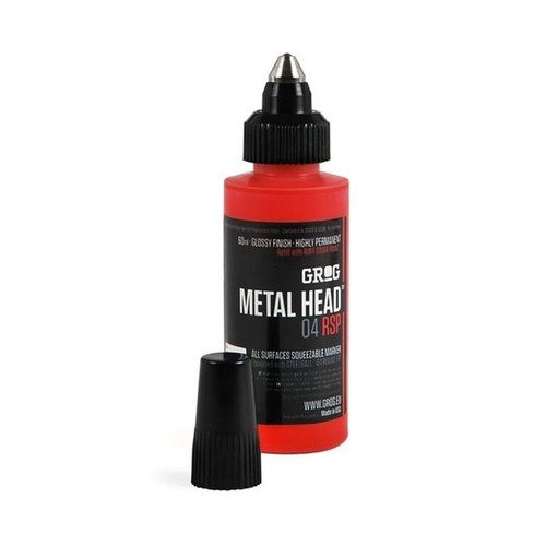 Grog Metal Head 04 Marker