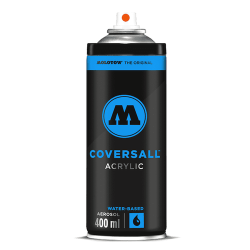 Molotow Coversall Acrylic Water Based Spray Paint 400ml