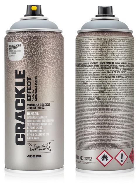 Montana Crackle Effect Spray 400ml   Mainline Art & Graffiti Store Edinburgh
