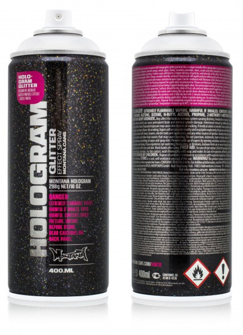 Montana Hologram Glitter Effect 400ml