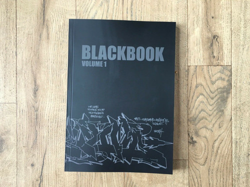 Blackbook Volume 1: 1981-1994