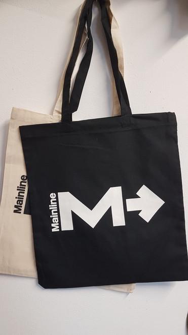 Mainline Metro Logo Tote Bag