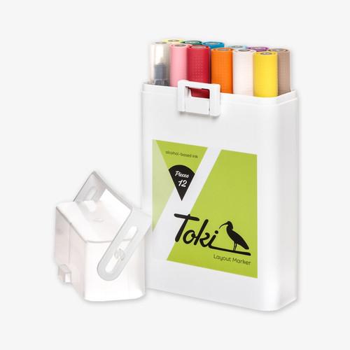 Toki Twin-Tip Marker Main B Set