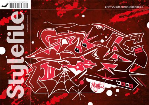 Stylefile Magazine Issue 56 - Horrorfile
