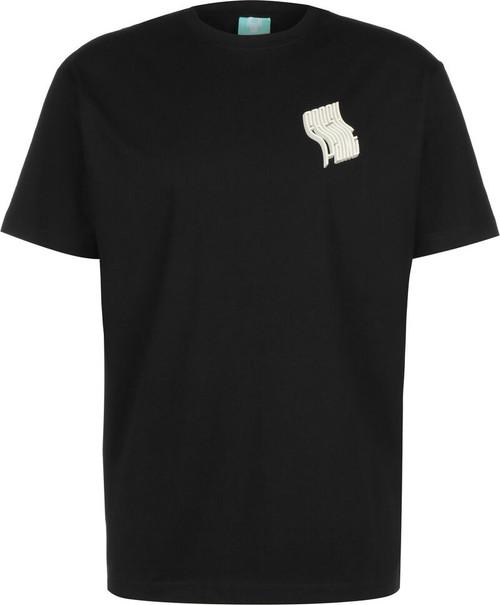 Montana Fresh Paint 3D by PREF ID T-Shirt Black