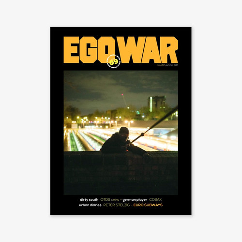 EgoWar Magazine - Issue 17