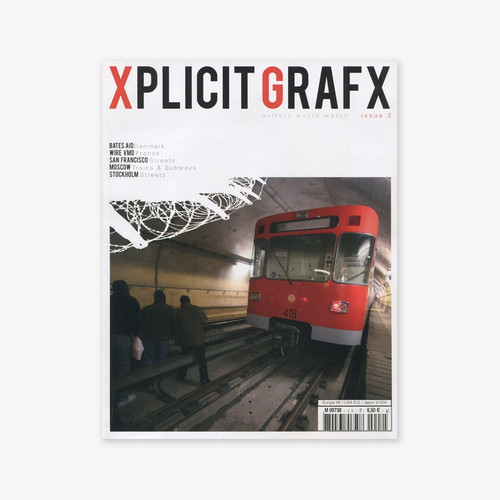 Xplicit Grafx - Issue 2