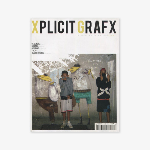 Xplicit Grafx - Issue 1