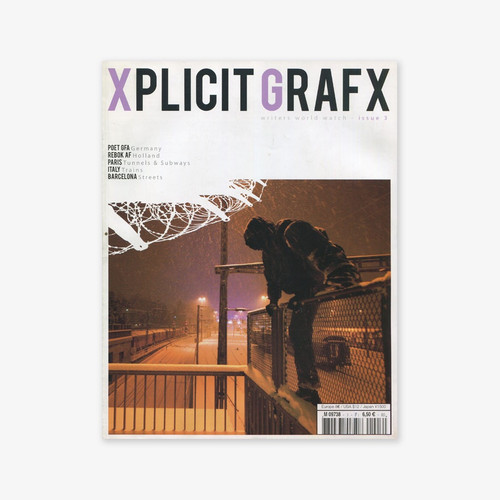 Xplicit Grafx - Issue 3