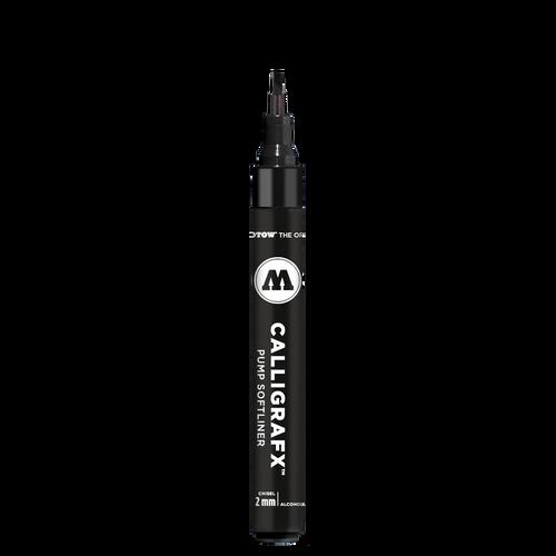 Molotow Calligrafx Pump Softliner 2mm