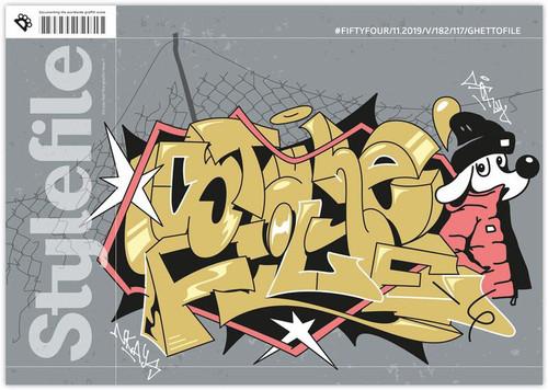 Stylefile Magazine Issue 54 - Ghettofile