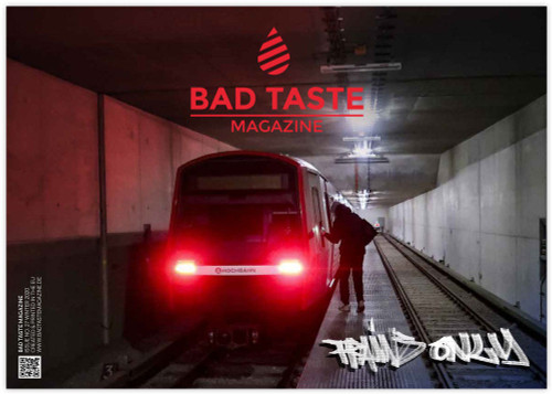Bad Taste Magazine - Issue 27