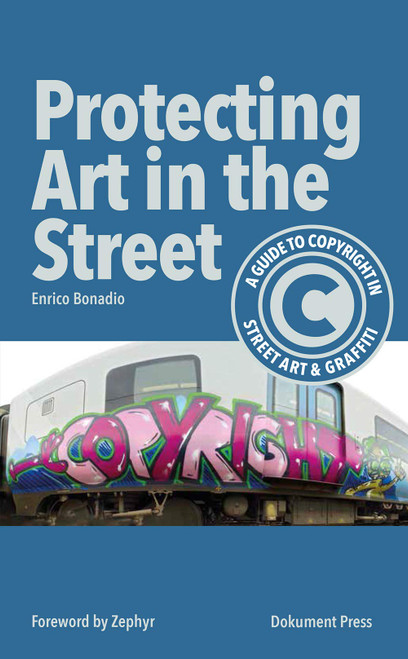 Protecting Art In The Street Book