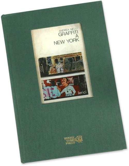 Graffiti a New York  - English Edition Book