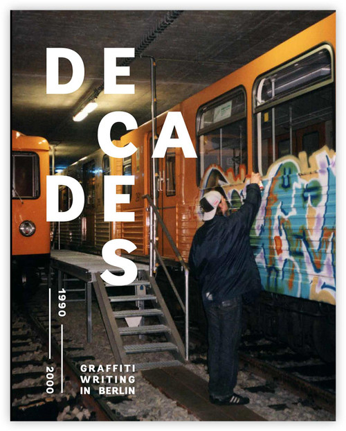 DECADES vol. 1  1990-2000 Book