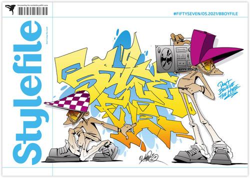 Stylefile Magazine Issue 57 - Bboyfile