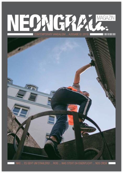 Neongrau Magazine #6