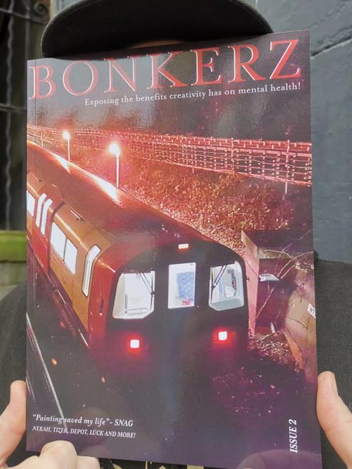 Bonkerz Magazine Issue 2