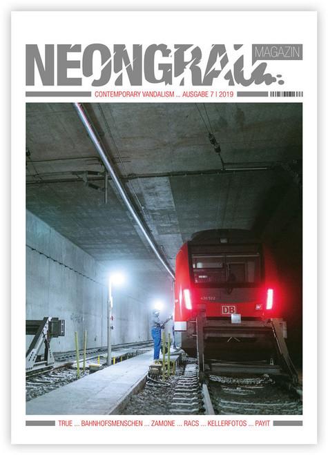 Neongrau Magazine Issue 7