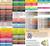 Montana Gold Spray Paint Colour Chart 2 | Mainline Art & Graffiti Store Edinburgh