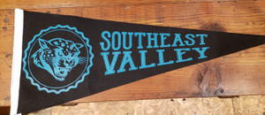 Southeast Valley Felt Pennant