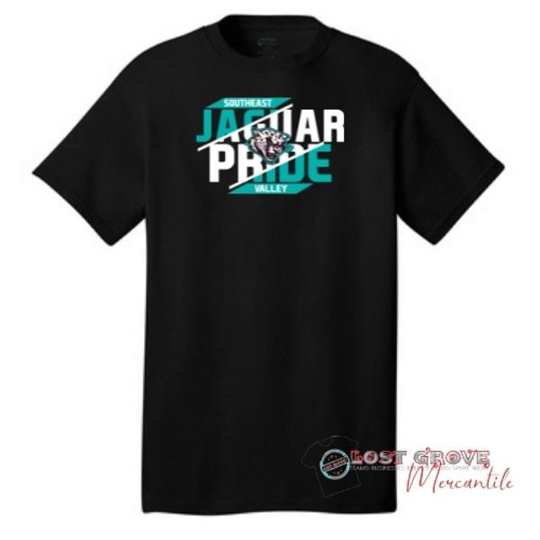 Jaguar Pride Short Sleeve Tee
