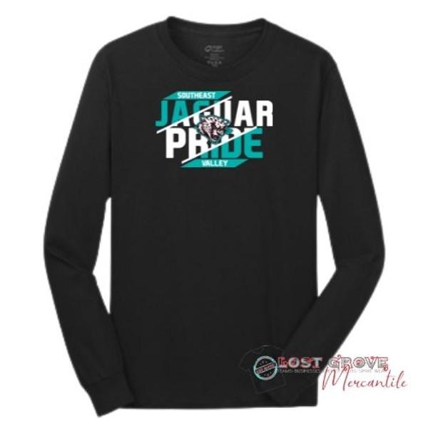 Jaguar Pride Long Sleeve Tee
