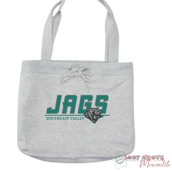 JAGS Fleece Tote Bag