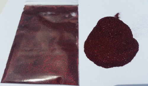 Black Cherry Holographic Flake .004
