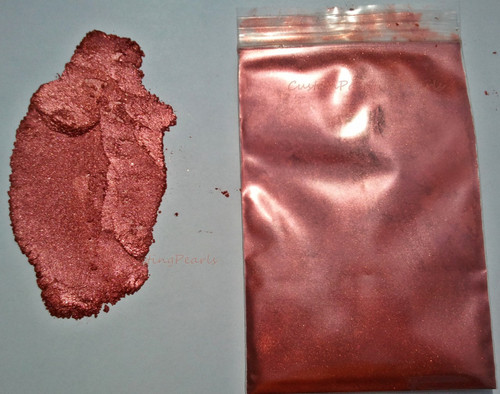 Shimmer Candy Maroon Pigment
