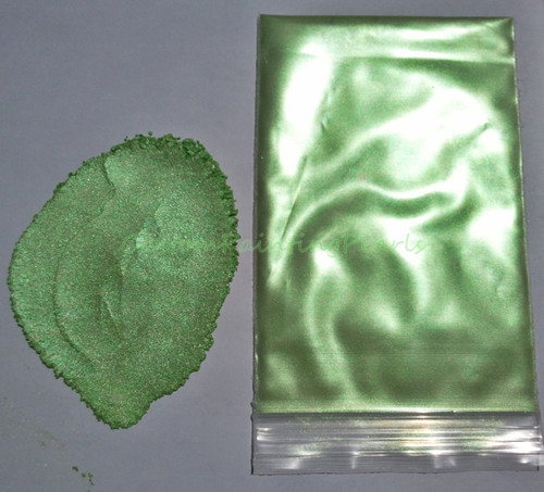 Candy Apple Green Pigment