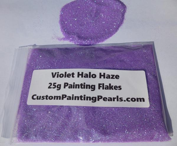 Violet Halo Haze
