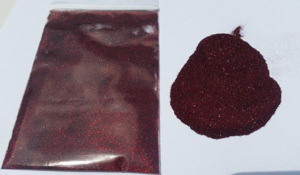 Black Cherry Holographic Flake .004