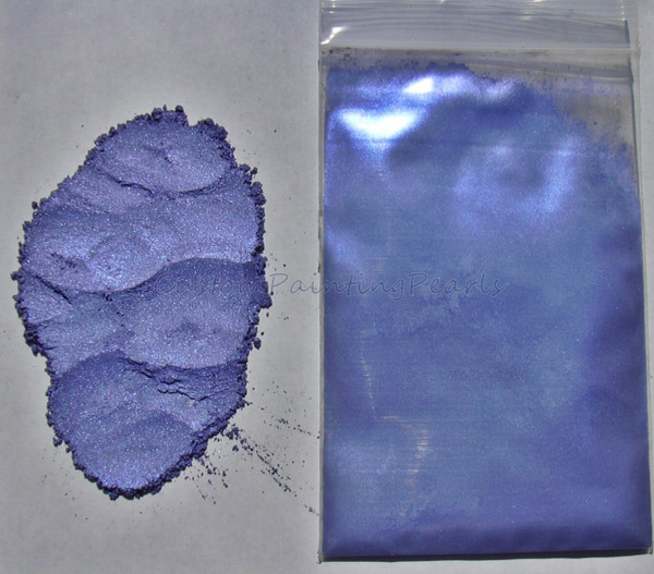 Shimmer Candy Blue Pigment