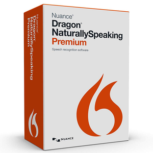 Nuance Dragon Naturally Speaking Premium 13 English UK