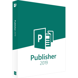 Microsoft Publisher 2019 Professional Plus LIFETIME Product Key Download