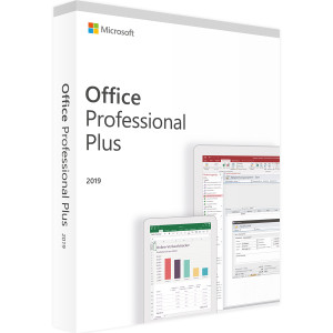 Microsoft Office 2019 Professional Plus LIFETIME Product Key Download