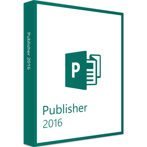 Microsoft Publisher 2016 Professional Plus LIFETIME License Download