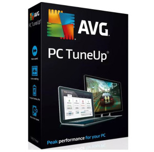 AVG PC TuneUp 1 User 1 Year 2021
