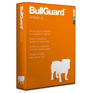 BullGuard Antivirus 1 Device 2021 - 3 Years