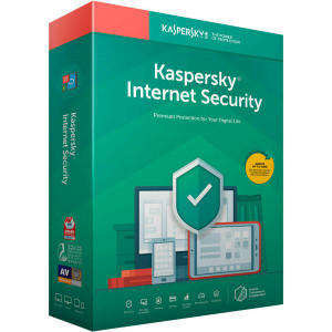 Kaspersky Internet Security 2021 1 Year 1 PC Device Users Malware Antivirus