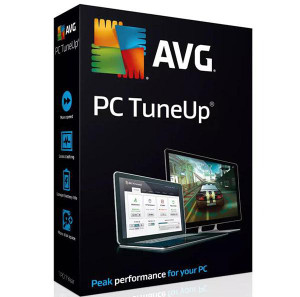 AVG PC TuneUp 10 Users 2 Year 2021
