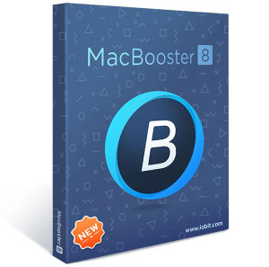 Iobit MacBooster 8 PRO 1 Year 3 Devices