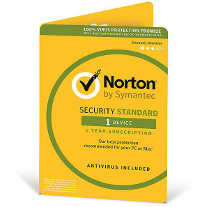 Norton Security Standard - 1 Year 1 Device